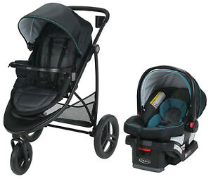 Image Is Loading Graco Baby Modes 3 Essentials Travel System Stroller