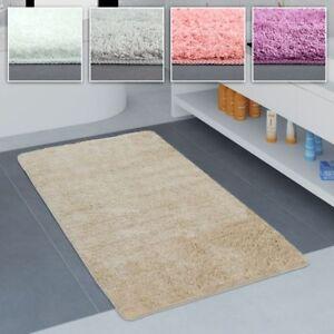 Bagno-Tappeto-Monocolore-Soffice-Confortevole-In-Div-Grandezze-e-Colori