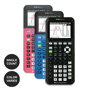Texas instruments ti 84 plus ce color graphing calculator black by.