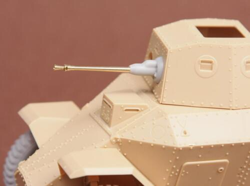 S.B.S Models  35028 39M Csaba 20mm barrel 1//35, mantlet for Hobbyboss kit