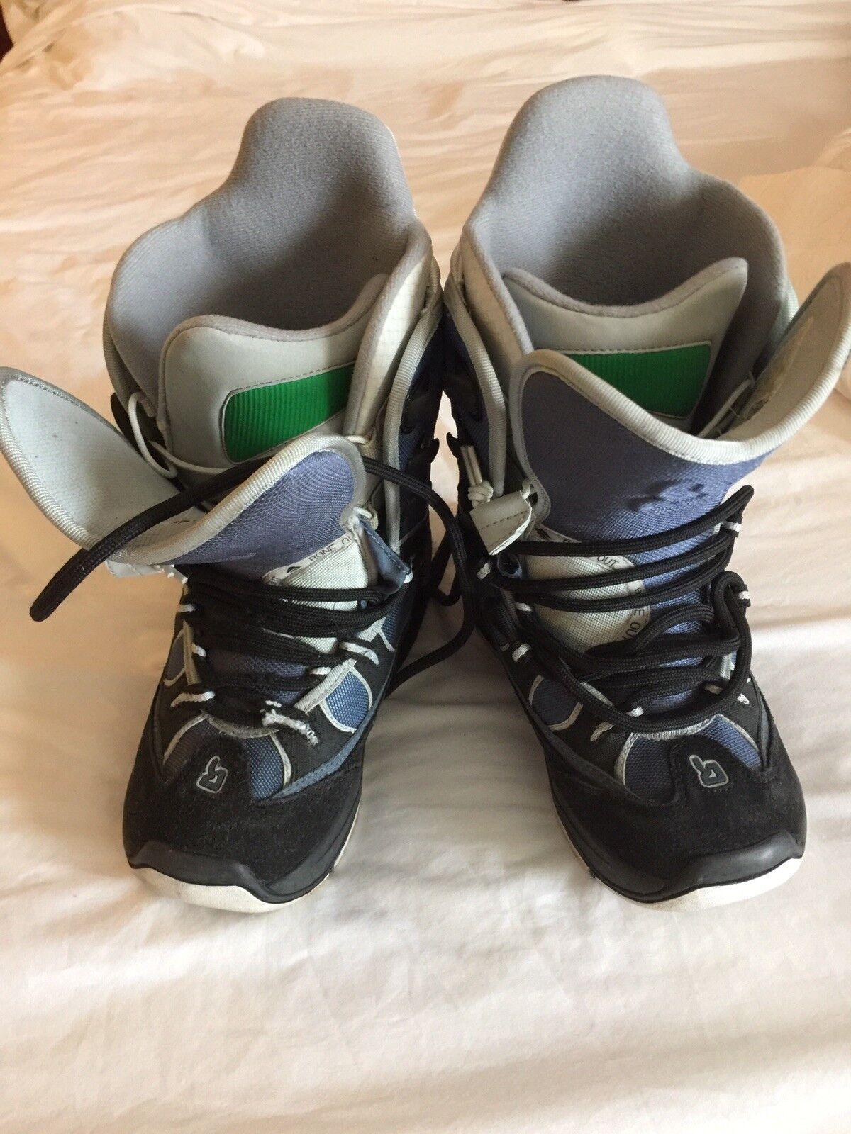 Burton Freestyle 77 FS Snowboard Boots Women's Ladies Girls Size 5