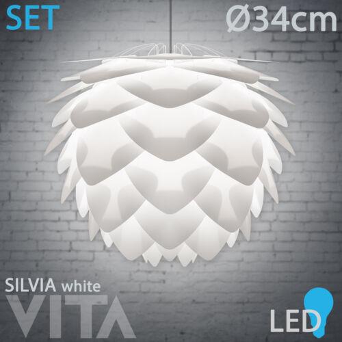 LED Vita Silvia mini Pendelleuchte plus  Kabelset Hängeleuchte Leuchte Lampe