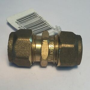 BRASS-COMPRESSION-UNIONS-VARIOUS-SIZES