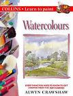 Watercolours by Alwyn Crawshaw (Paperback, 1998)