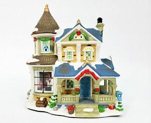 Lemax Christmas Village Carole Towne - Cameron House (2003) Good Condition!