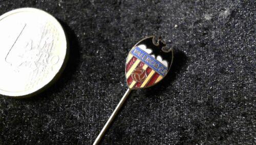 Valencia Fußball Anstecknadel Badge Spanien Spain C.F