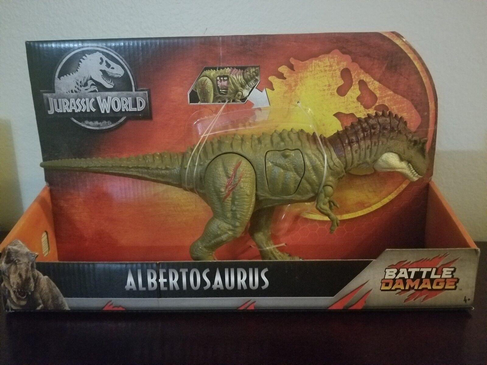 Dino rivalen schaden albertosaurus jurassic welt