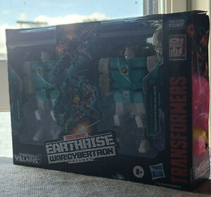 Transformers Earthrise Decepticon Clones Pounce & Wingspan Target Exclusive MISB