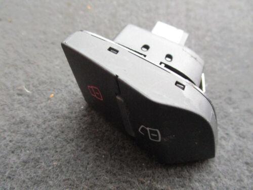 Schalter ZV Zentralverriegelung Audi Q7 4L Schließer Öffner Taster 4L1962107