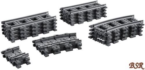 € de envío /& nuevo con embalaje original! Lego ® City ferrocarril 60205 rieles /& 0