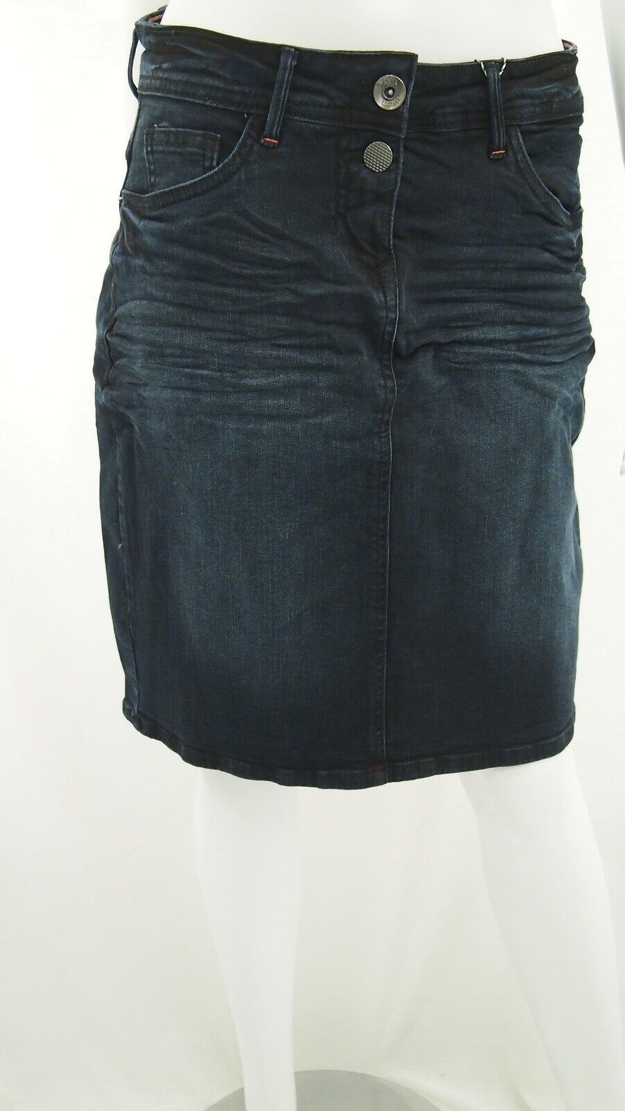 Cecil Casual Denim Skirt Item-No. B360347 Skirt Denim New