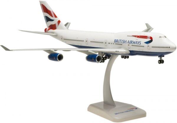 Boeing 747-400 747-400 747-400 Britannique Airways (Reg. G-BYGG) 2134f3