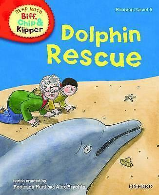 1 of 1 - Oxford Reading Tree Read With Biff, Chip, and Kipper: Phonics: Level 5: Dolphin
