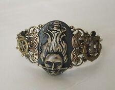 Siren Of The Sea Cuff Bracelet, fantasy victorian pirate steampunk gothic ocean
