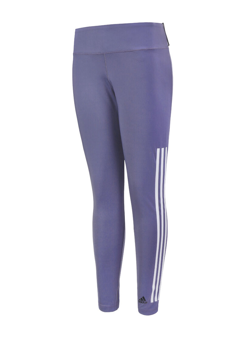 Adidas Women's 3S Long Tights (BR8704) Climalite Yoga Fitness Gym Running Pants