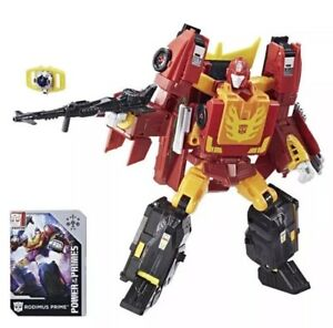 Transformers: Generations Power Of Primes Leader Evolution Rodimus Prime 630509620784
