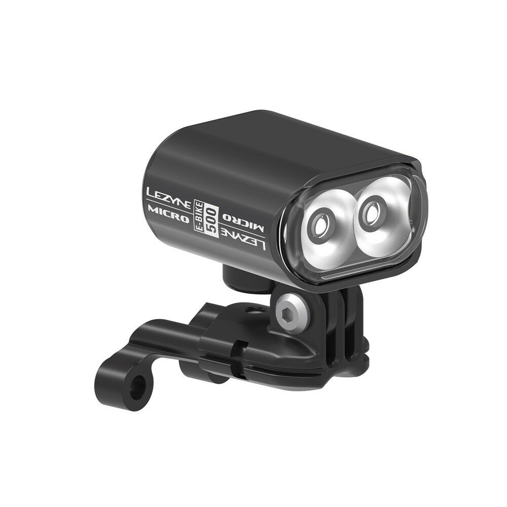 Lezyne Ebike Micro Moteur 500 Lumen Bike Light
