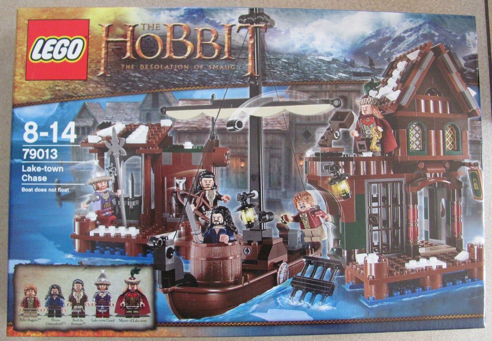 Lego 79013 Hobbit Poursuite sur l'eau NOUVEAU NOUVEAU NOUVEAU & NEUF dans sa boîte b75373