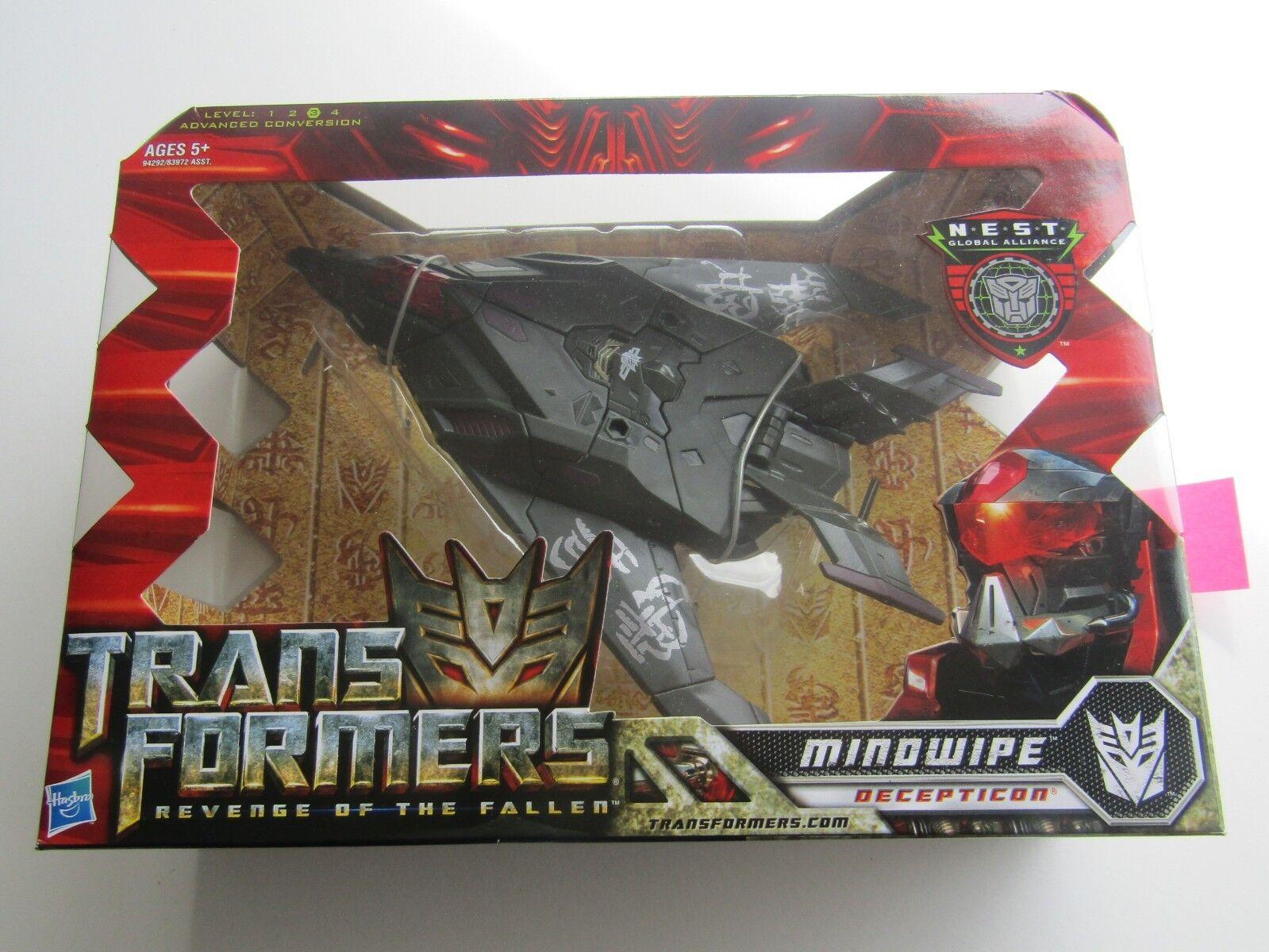 Hasbro Transformers redF Voyager Mindwipe