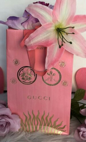 Gucci Shopping Bag Holiday 2018 Limited Edition Pi