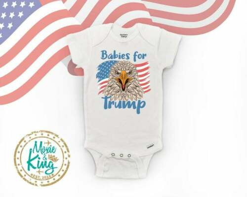 Babies for Trump baby Onesie Clothes-MAGA 2020