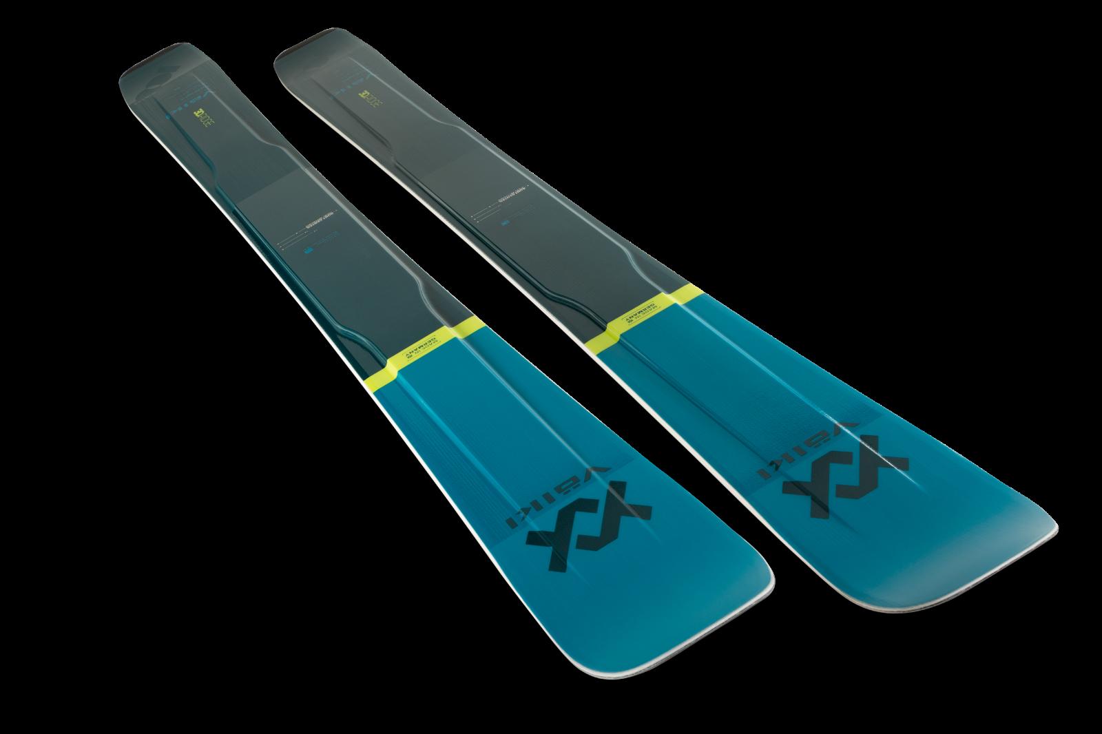 Ski Freeride All Mountain Skis Volkl 100 eight solo only 2018 2019
