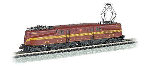 Bachmann 65252 N Scale GG1 DCC Ready Electric Prr  4876 Locomotive
