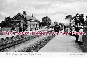 DE-60-Bovey-Tracey-Railway-Station-Devon-6x4-Photo