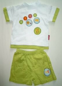 STEP-IN-BABY-SET-SHORTY-SET-SHORTY-KURZER-PYJAMA-MD-4-GR-74-7-9-M-NEU