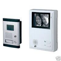 Extel | Kit Schwarz-weiß-video-telefon-überwachung