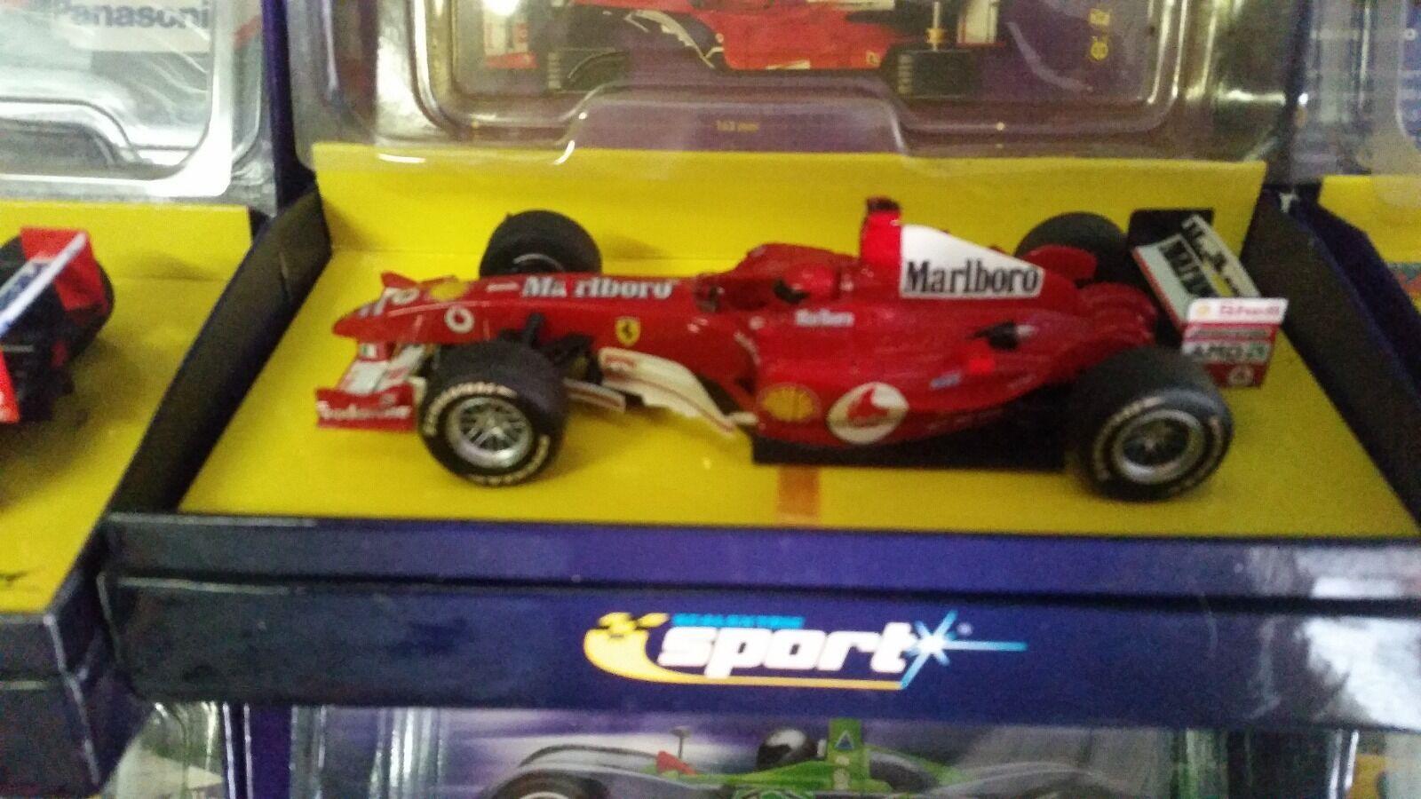 Ferrari f1 - auto von scalextric