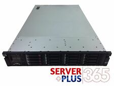HP ProLiant DL380 G7 16-Bay server 2x 3.06GHz 12-Cores 128GB RAM 4x 450GB HDD