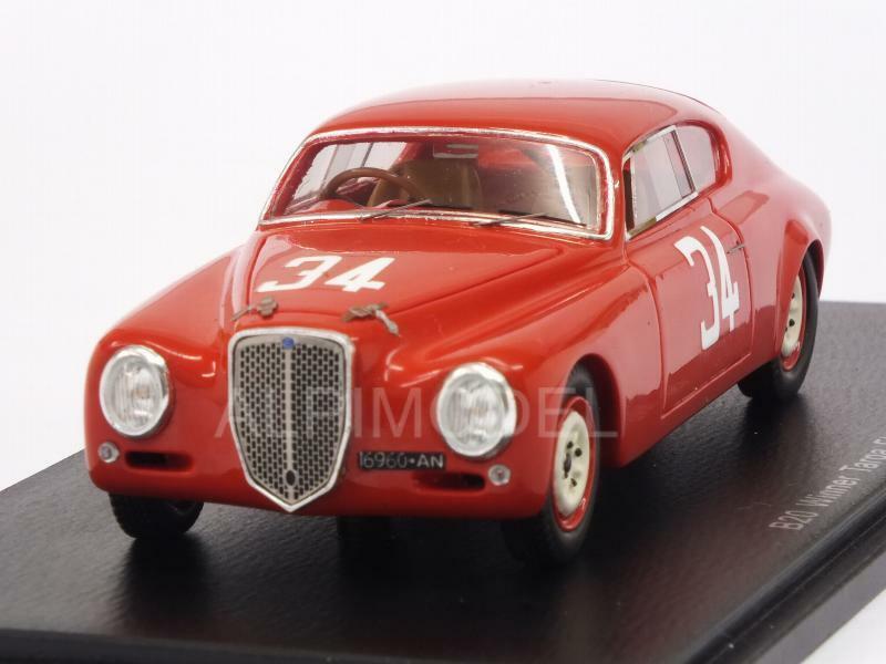 Lancia B20 Winner Targa Florio 1952 Felice Bonetto 1 43 SPARK 43TF52