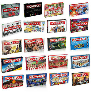 Family-children-party-Monopoly-edition-board-games