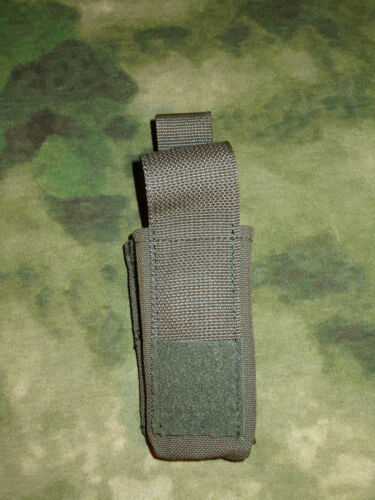 Diamondback Tactical Ranger Green Molle Pistol Magazine Pouch W DetLoc