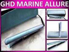 "NEW! GHD GOLD MARINE ALLURE 1"" HAIR STRAIGHTENER FLAT IRON STYLER GIFT SET & BAG"