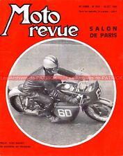 MOTO REVUE 1902 Salon de Paris Coupe à Montlhéry Jean Pellé Alain Barbaroux 1968