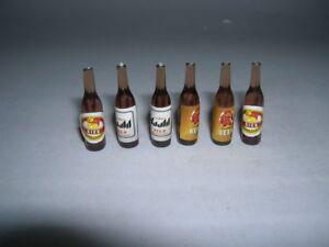 Creal-6-Botellas-Cerveza-Botellas-Beer-Botellas-Casa-de-Munecas-1-12-Art-73910