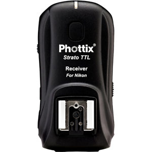 Nikon Phottix Strato TTL sólo receptor inalámbrico