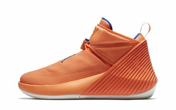 AIR JORDAN WHY NOT ZERO.I ORANGE PULSE BASKETBALL SHOE MEN'S SELECT YOUR SIZE