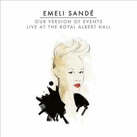 1 of 1 - Our Version of Events: Live at the Royal Albert Hall by Emeli Sandé CD