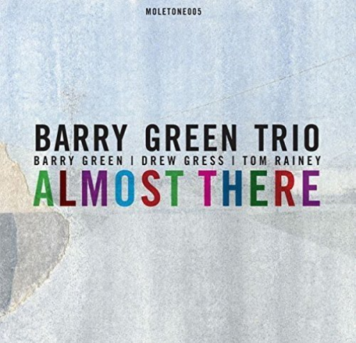 Green Barry-Almost There CD NEUF
