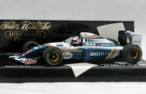 MINICHAMPS-400-860005-430-940102-WILLIAMS-F1-car-Nigel-Mansell-1986-amp-1994-1-43