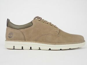 zona el fin Ellos  Mens Timberland Bradstreet 5 Eye Oxford A2E8H Taupe Leather Shoes UK 8.5 EU  43 | eBay