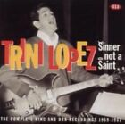 Sinner Not a Saint-complete King and DRA Recording - Trini Lopez & CD