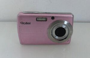 Rollei-Compactline-200-12-0-MP-Digitalkamera-Pink