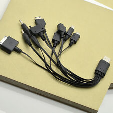 10 in 1 Charge Cable Universal Multi-Function USB Charger Cable For Mobile Phone
