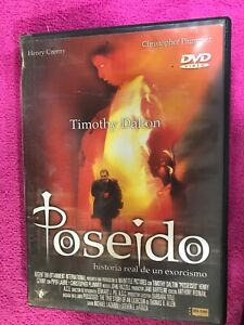 Posseduto Storia Reale De Un Esorcismo DVD Timothy Dalton Christopher Plummer Am