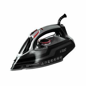Russell-Hobbs-Powersteam-Ultra-3100W-Steam-Iron-Black