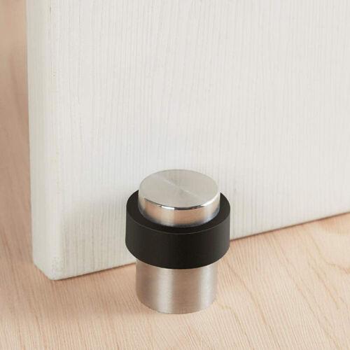 Türstopper aus Edelstahl für Bodenmontage Bohren Tür Stopper Wandstopper Puffer